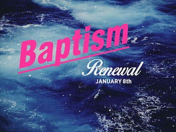 AnnouncementBaptism renewal small